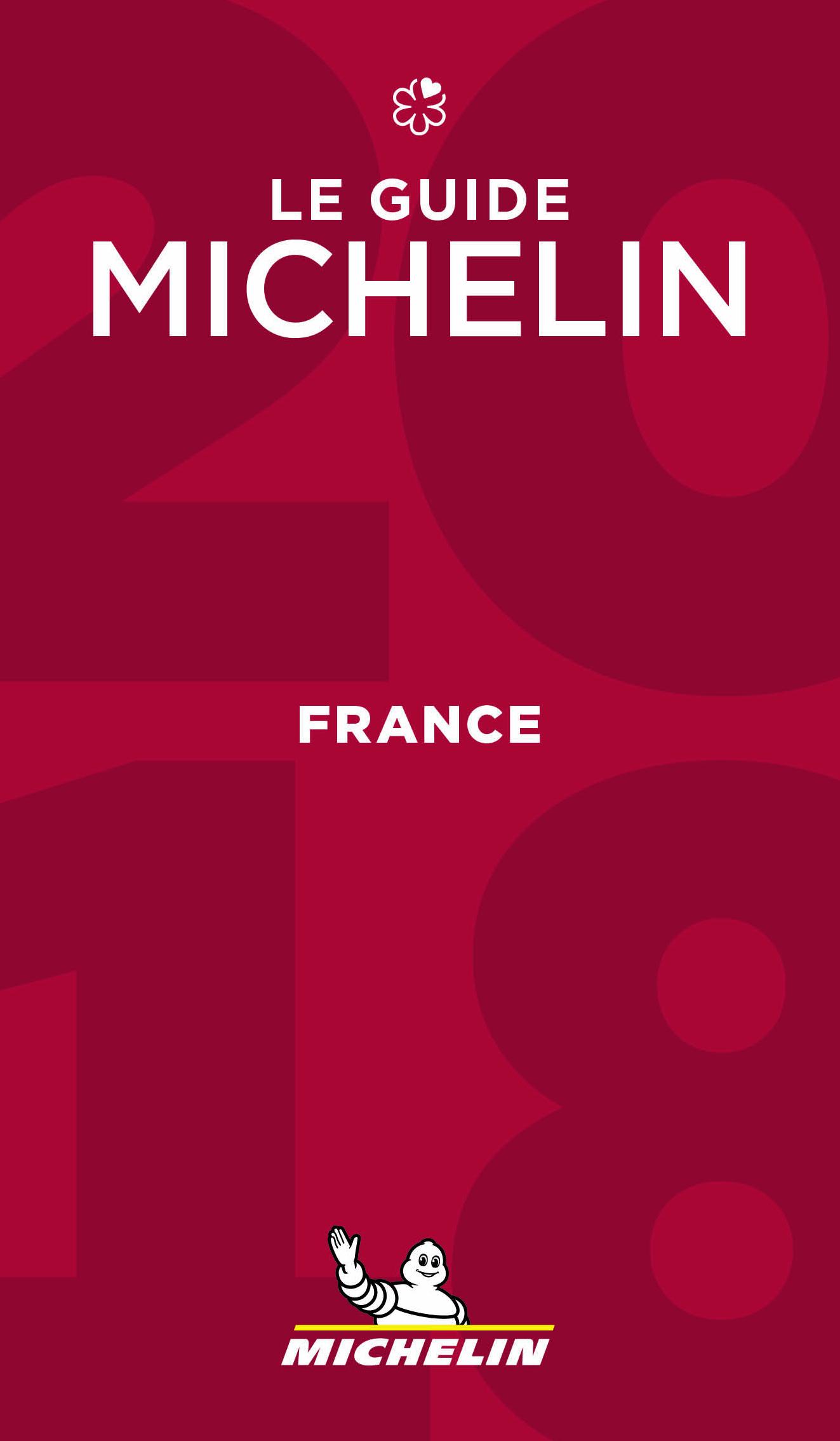 Guia Michelin Francia
